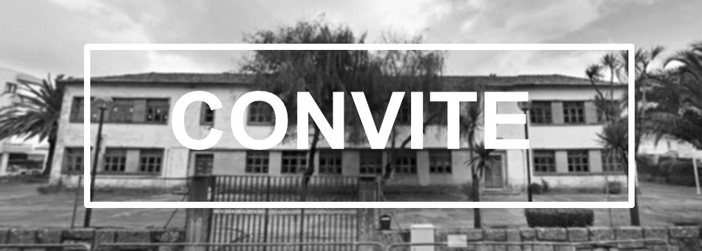 Convite à População – Requalificação da Escola do Cruzeiro de Aver-o-Mar