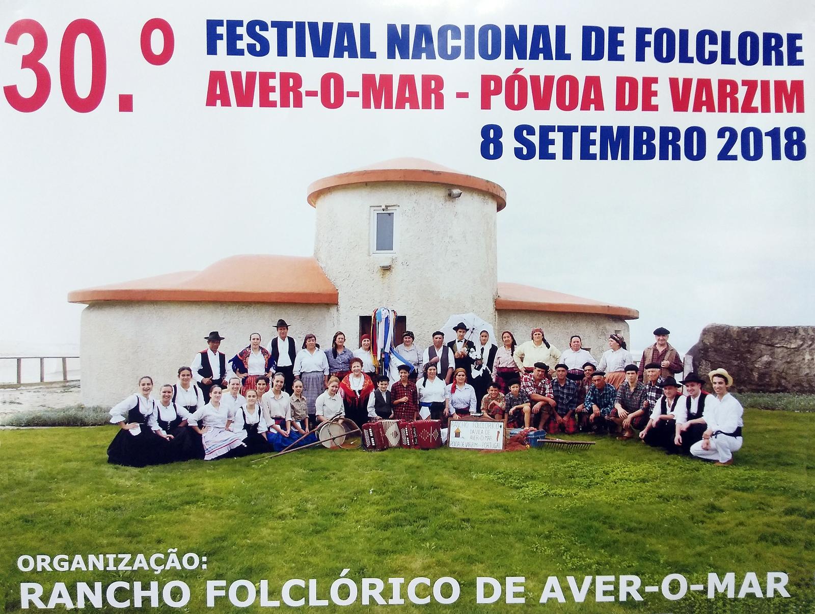 30º Festival Nacional de Folclore – 8 Setembro 2018