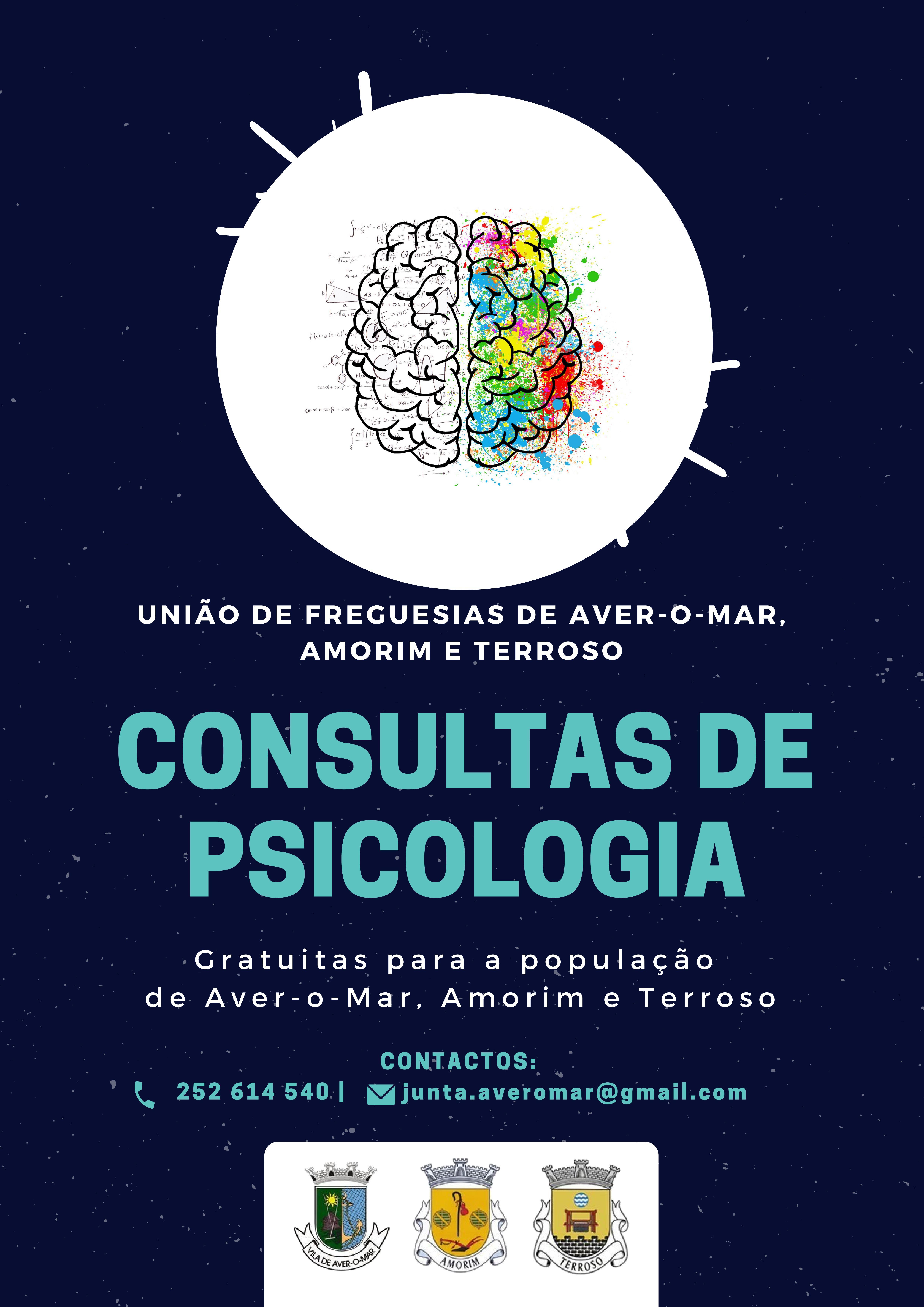 Gabinete de Psicologia – Consultas Gratuitas