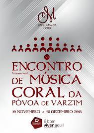 VI Encontro Internacional de Música Coral da Póvoa de Varzim, em Aver-o-Mar