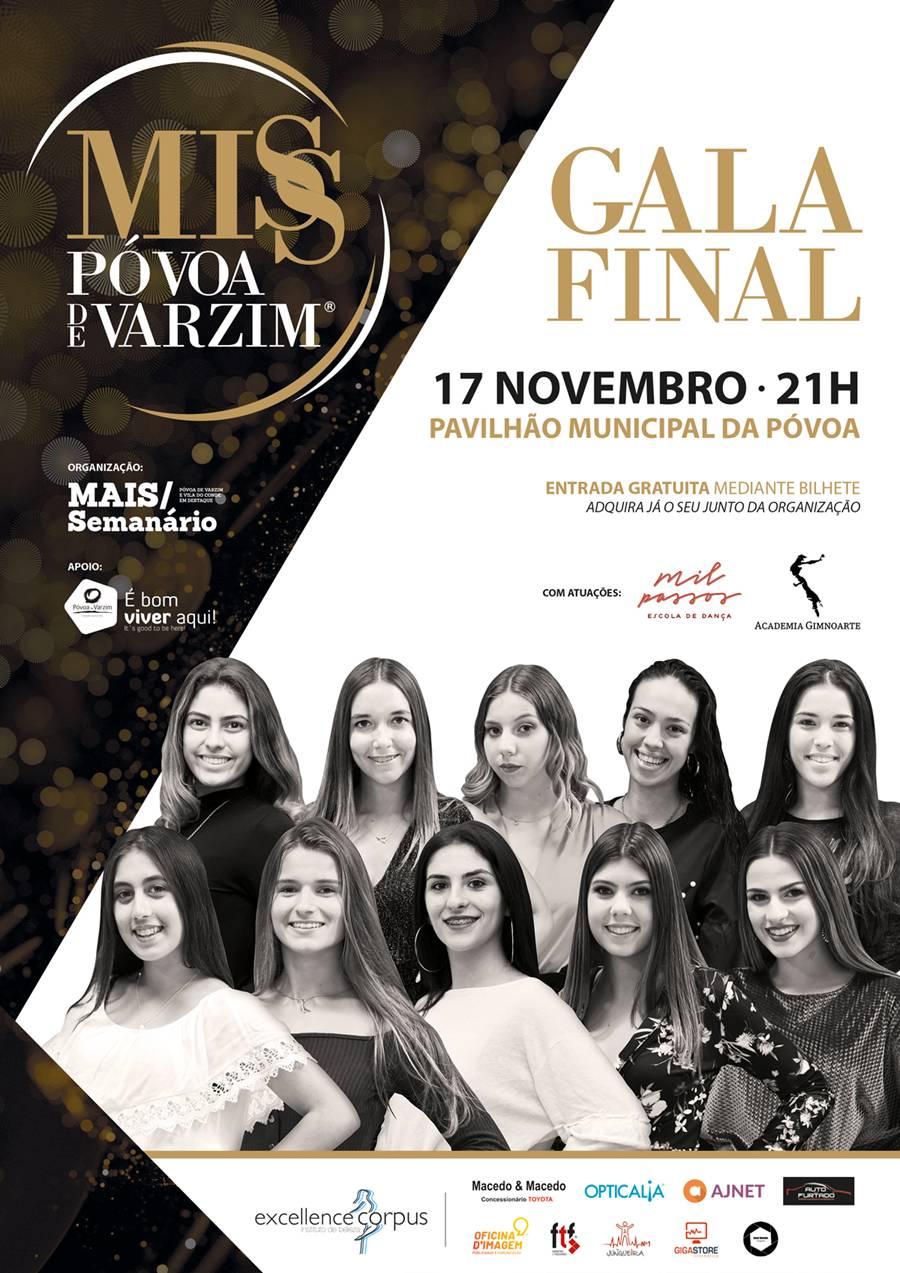 Gala Final Miss Póvoa de Varzim